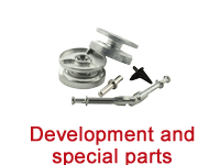 Development- and special parts