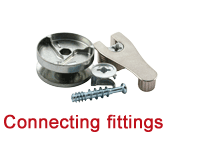 Connecting fittings